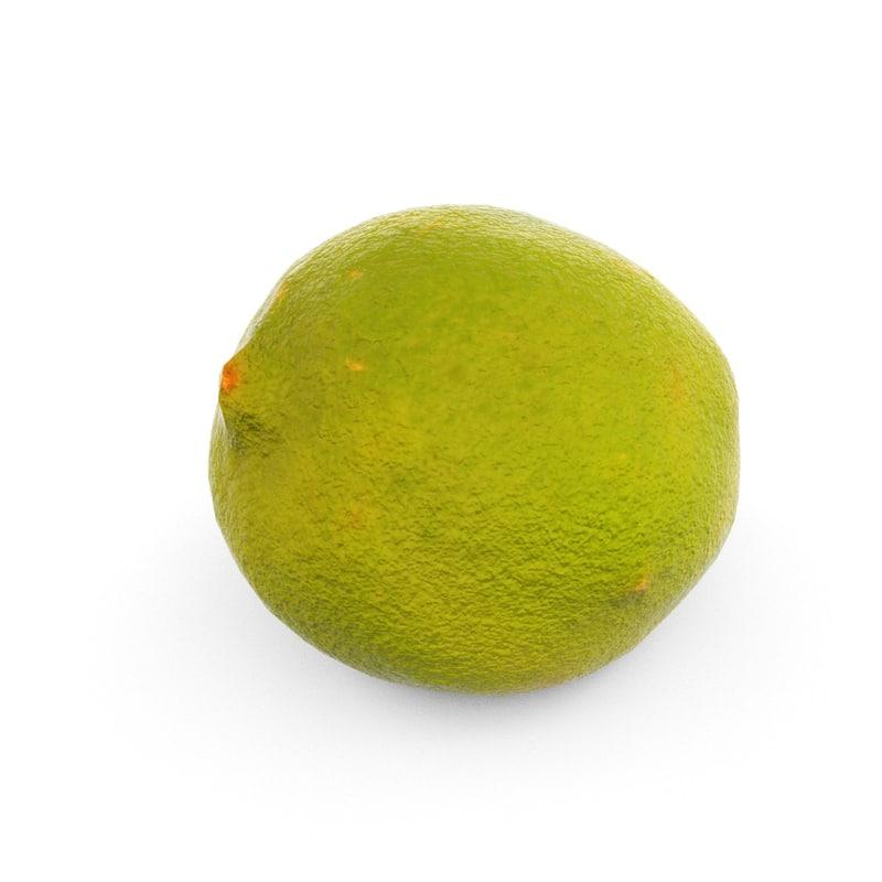 scan lime model