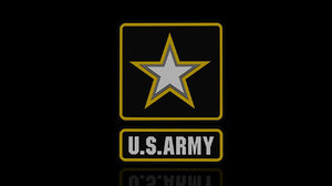 u s army logo 3D model