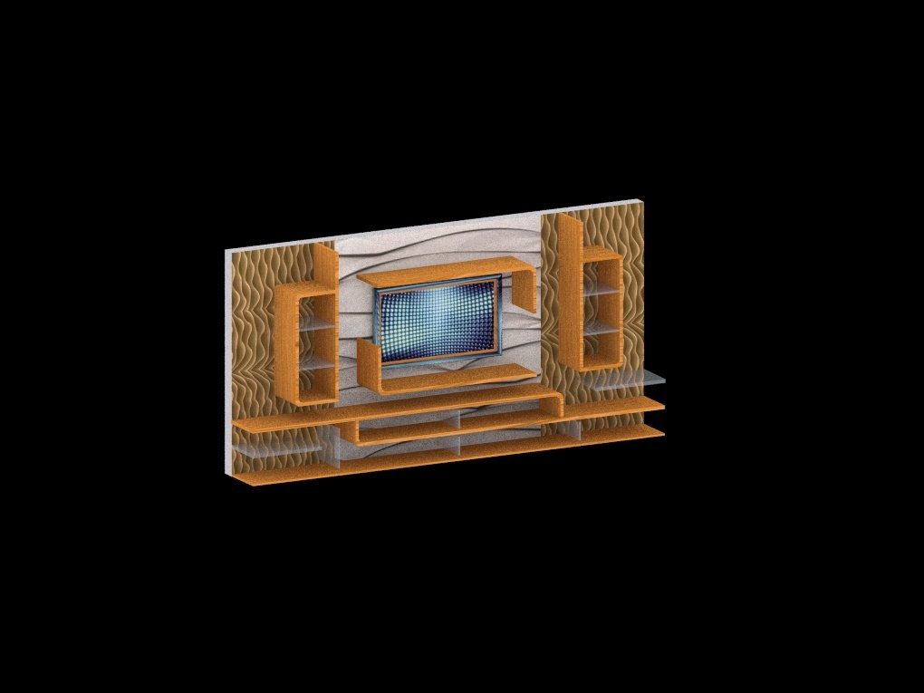 tv cabinet model