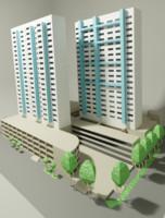 Bras Basah building