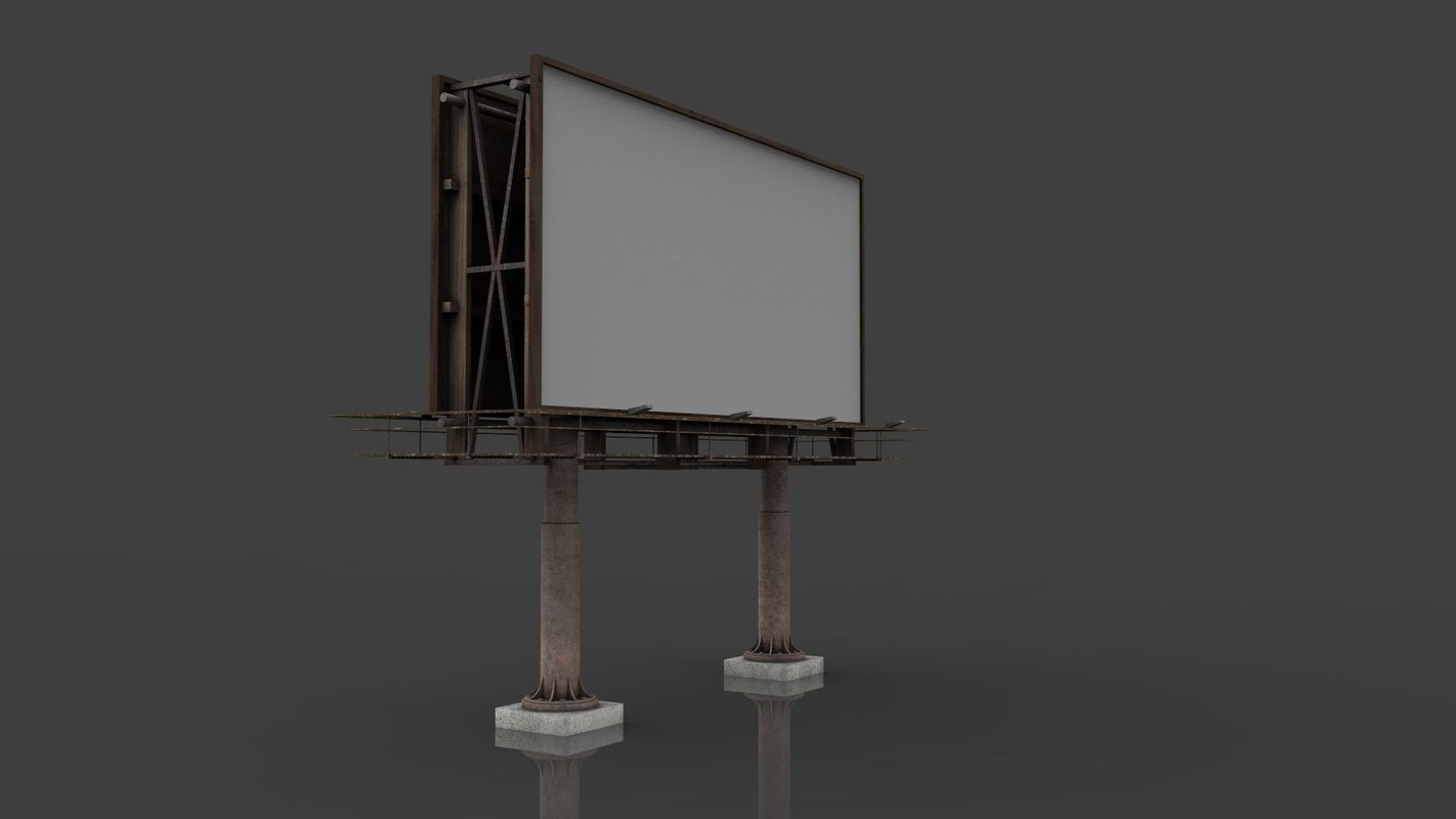 3D billboard games