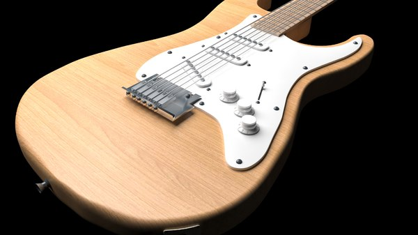fender electric guitar model