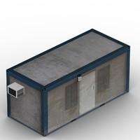 game eniviroment 3D model