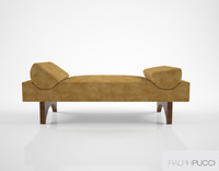 Ralph Pucci Kevin Waltz daybed