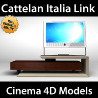 3D cattelan italia link tv