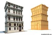 building exterior model