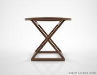 Ralph Lauren Jamaica side table