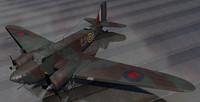 plane douglas digby mk-1 3D model