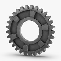 3D gears---gear-29