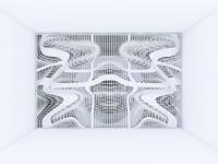 design panel 3D model