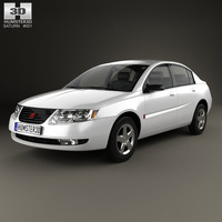 3D saturn ion 2004