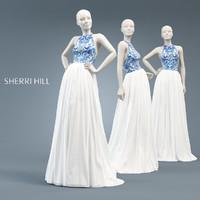 SHERRI HILL 51021