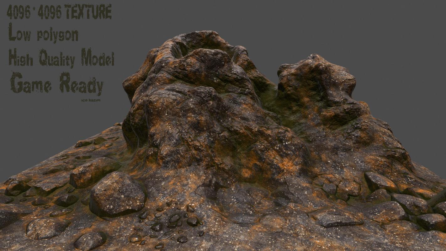 rock model