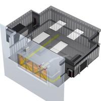 cargo bay poser 02 model