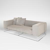 Flexform Comfort Sofa
