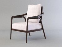 Knot Lounge Chair by mcguire