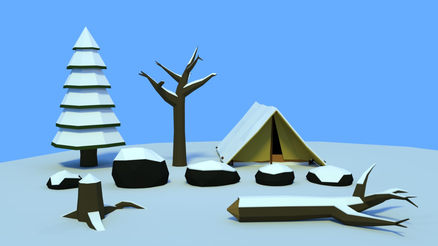 assets forrest tree model