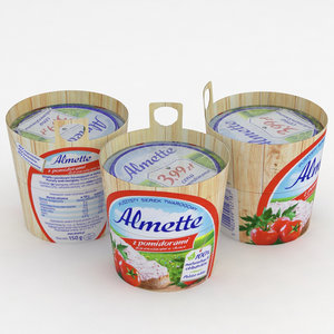 3D almette tomato 150g