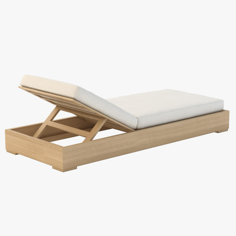 3D costa chaise