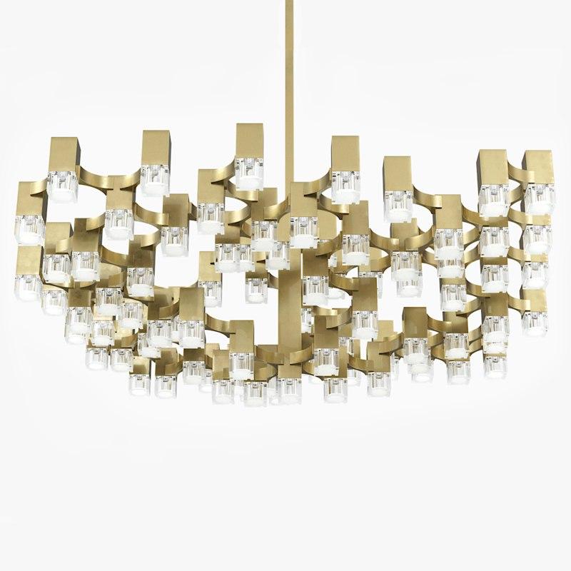 lighting sciolari 81 cubes 3D