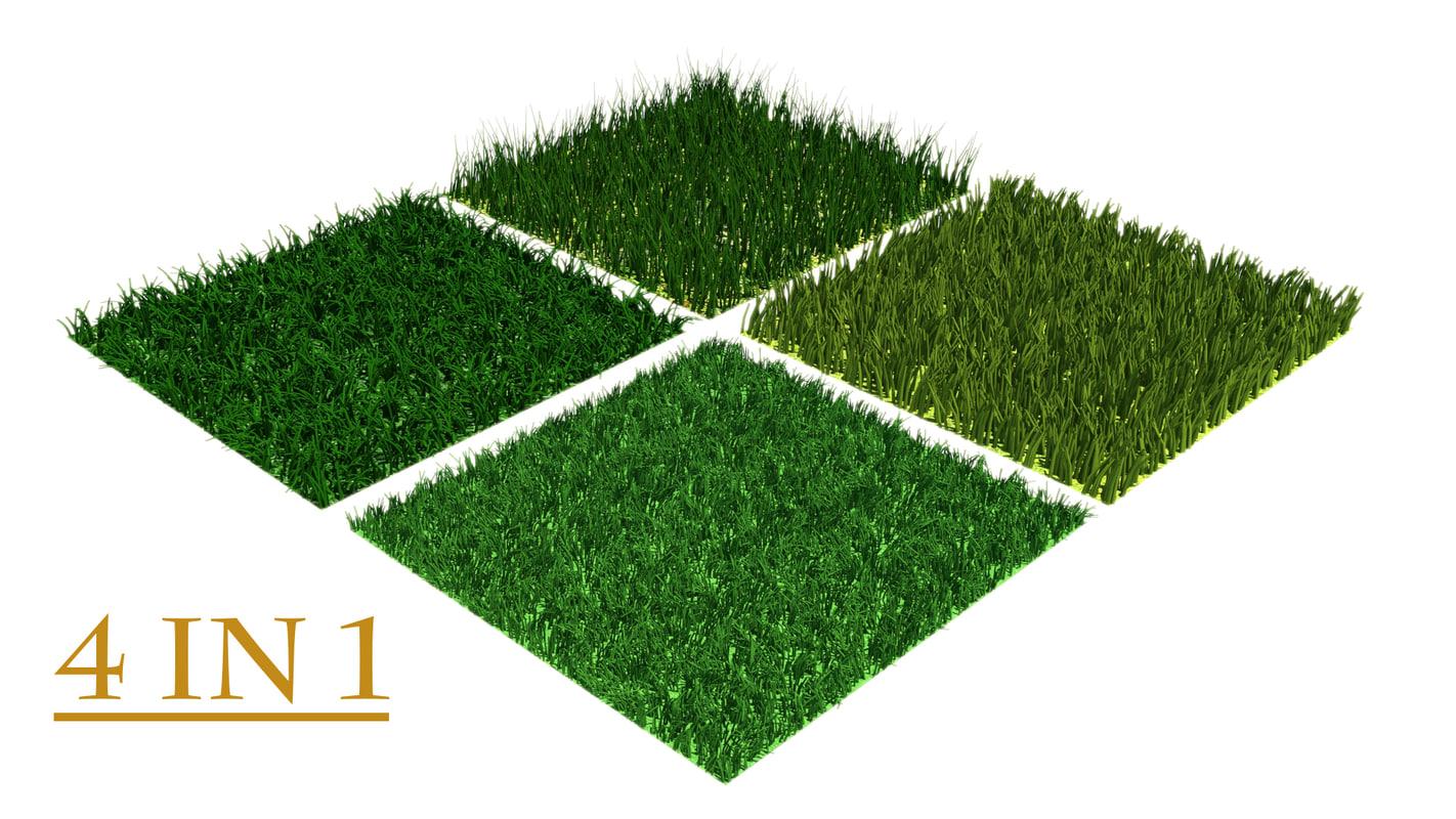 3D grass rass