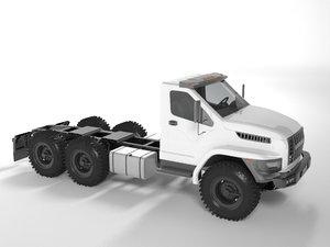 ural new generation model