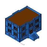 3D 3 d model