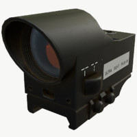 3D sight red dot