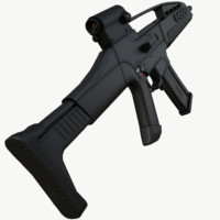 xm8 xm 8 3D model