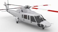 3D sikorsky s-76