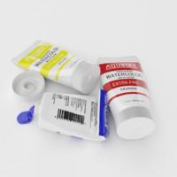 3D paint tubes