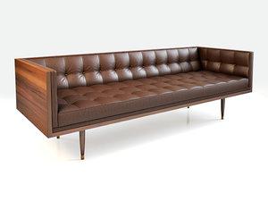 box large sofa 3D model