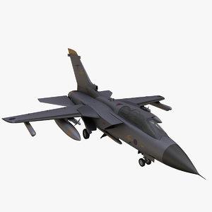 3D panavia tornado model