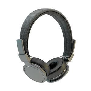 headphones urbanears 3D model