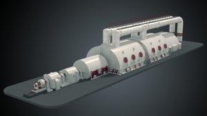 3D turbine