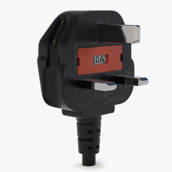 fused power plug model