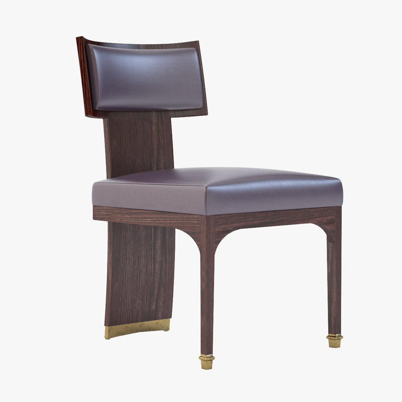3D david collins chair promemoria