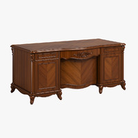 2670000 230-1 Carpenter Desk wood top 1780x900x782