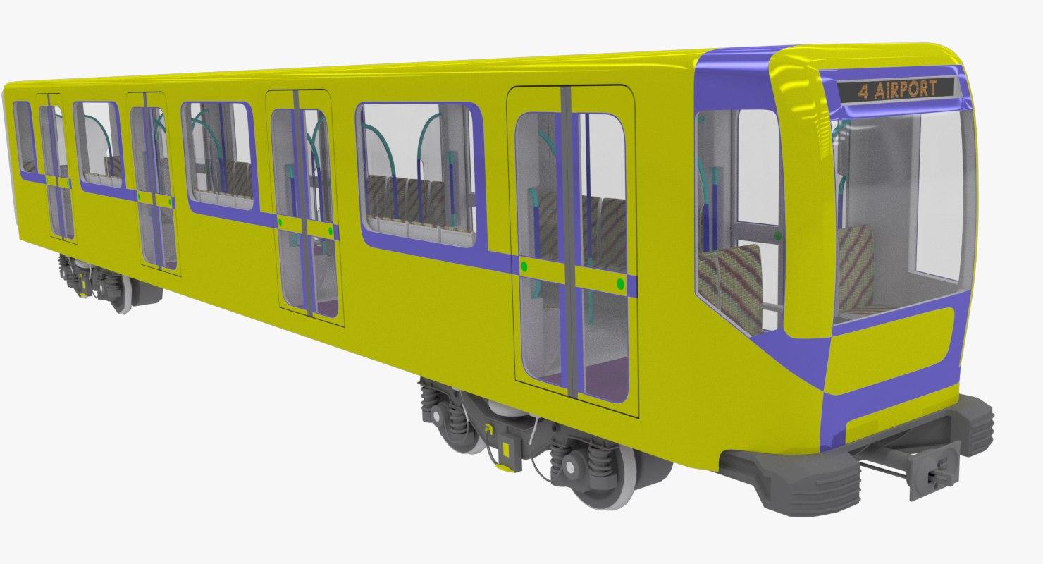 subway model