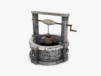 3D stone games build model