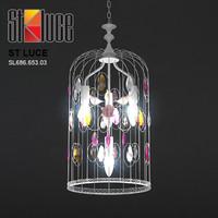 3D chandelier st luce sl686