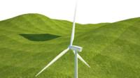 wind turbine 3D