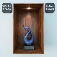decor props games 02 3D model