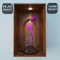 3D decor props games 03 model