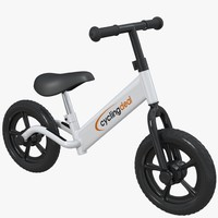 Kids child push balance bike bicycle
