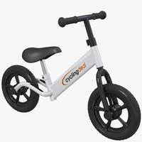 kids balance bike model