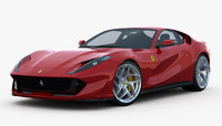 ferrari 812 superfast model