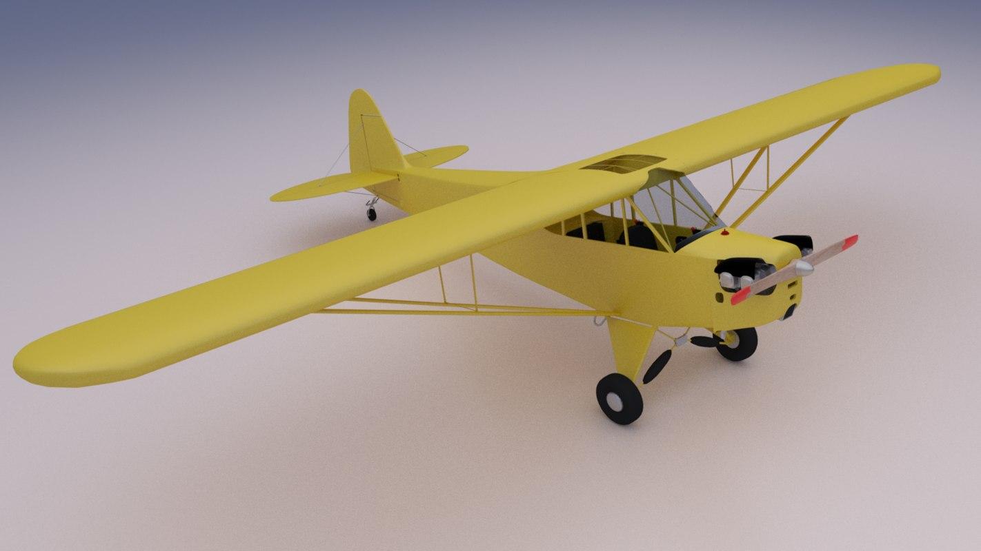 j3 3D model