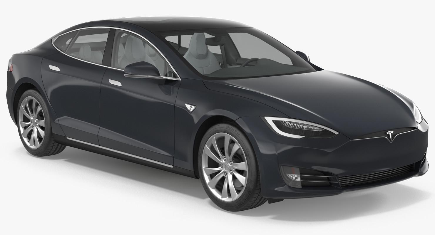 Tesla model s 75d precio