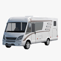 3D hymer ml lp model